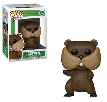 Funko Pop Caddyshack Vinyl Figures 7