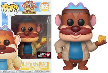 Funko Pop Chip and Dale Vinyl Figures 1