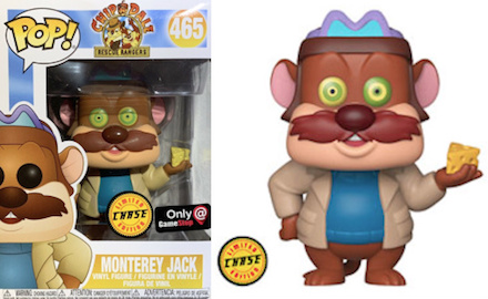 Funko Pop Chip and Dale Vinyl Figures 2
