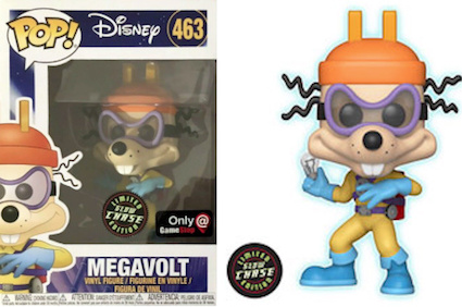Funko Pop Darkwing Duck Vinyl Figures 9