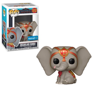 Ultimate Funko Pop Dumbo Figures Checklist and Gallery 10