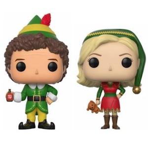2017, Toy NEU Movies: Elf Funko Pop Papa Elf