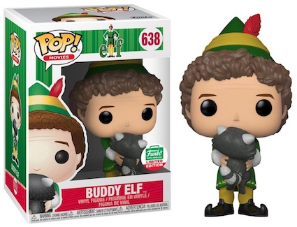 Funko Pop Elf Movie Vinyl Figures 10