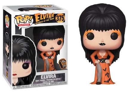 Funko Pop Elvira Vinyl Figures 4