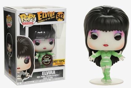 Funko Pop Elvira Vinyl Figures 6