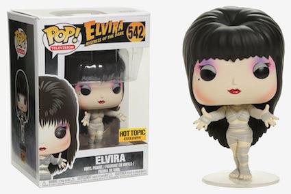 Funko Pop Elvira Vinyl Figures 5