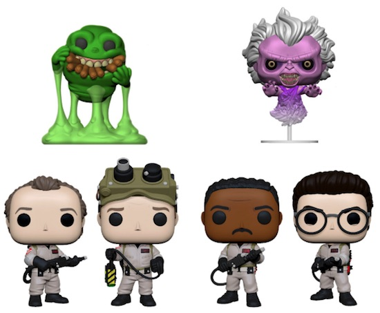 Ultimate Funko Pop Ghostbusters Figures Checklist and Gallery 13