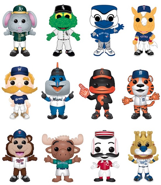 Ultimate Funko Pop MLB Figures Checklist and Gallery 66