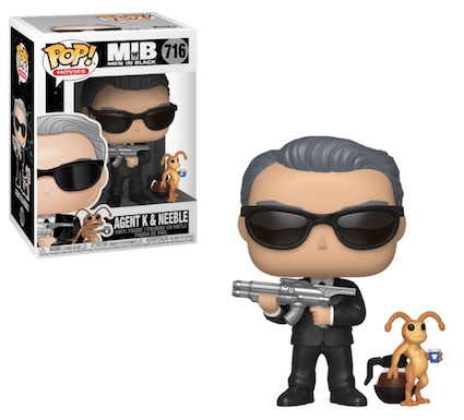 Ultimate Funko Pop Men in Black Vinyl Figures Guide 3