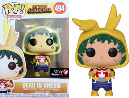 Ultimate Funko Pop My Hero Academia Figures Gallery and Checklist 20