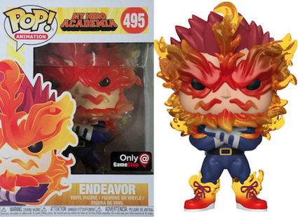 Ultimate Funko Pop My Hero Academia Figures Gallery and Checklist 21