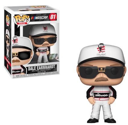 Funko Pop NASCAR Vinyl Figures 2