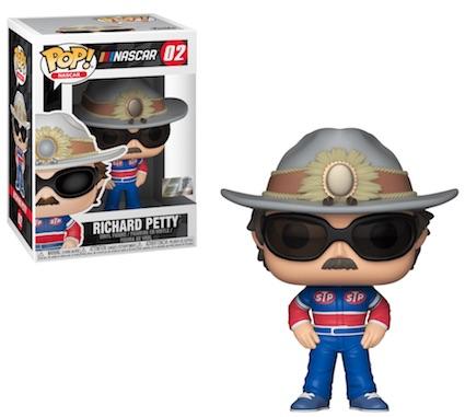 Funko Pop NASCAR Vinyl Figures 3