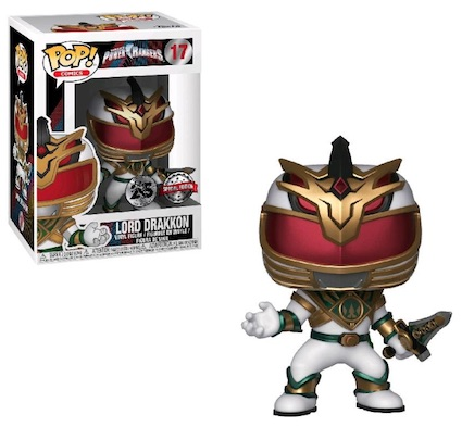 Ultimate Funko Pop Power Rangers Figures Gallery and Checklist 47