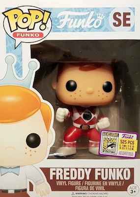 Ultimate Funko Pop Power Rangers Figures Gallery and Checklist 58