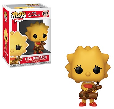 Funko Pop Simpsons Vinyl Figures 8