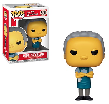 Funko Pop Simpsons Vinyl Figures 11