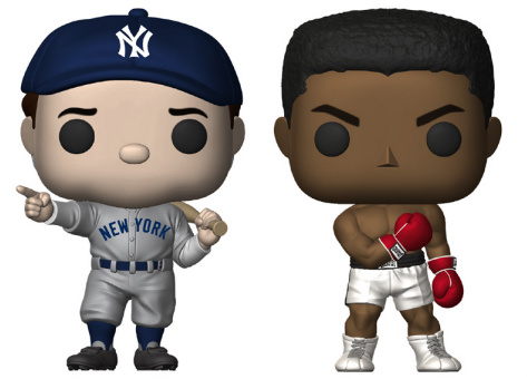Funko Pop Sports Legends Vinyl Figures 1