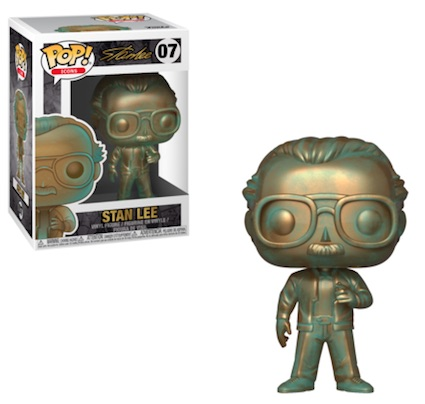Ultimate Funko Pop Stan Lee Figures Checklist and Gallery 24