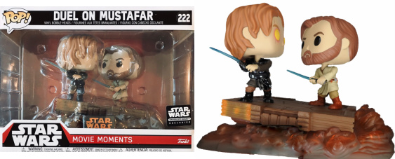 Funko Pop Star Wars Movie Moments Checklist Info Gallery List Guide