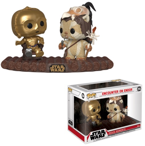 Ultimate Funko Pop Star Wars Movie Moments Vinyl Figures Guide 12