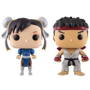 NEW!!! 136 Chun Li Red pants Limited Vinyl Street Fighter Funko POP