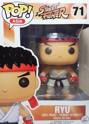 Ultimate Funko Pop Street Fighter Figures Gallery and Checklist 20