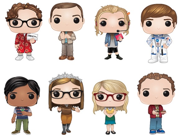 Ultimate Funko Pop The Big Bang Theory Checklist and Gallery 24