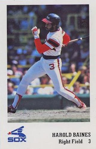 Top 10 Harold Baines Baseball Cards 1