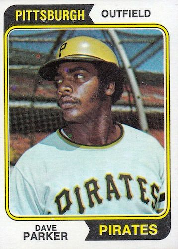 Top 10 Dave Parker Baseball Cards 10