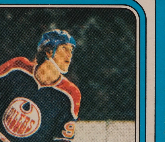 How to Spot a Fake Wayne Gretzky Rookie Card 3