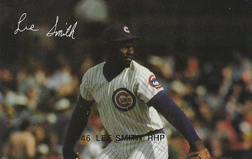 Top 10 Lee Smith Baseball Cards 5