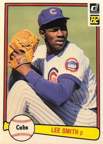 Top 10 Lee Smith Baseball Cards 8