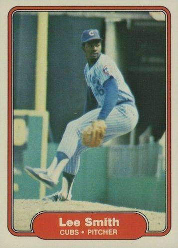 Top 10 Lee Smith Baseball Cards 9