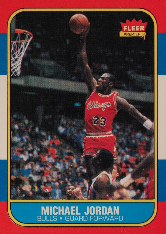 1986-87 Fleer Basketball Cards 3