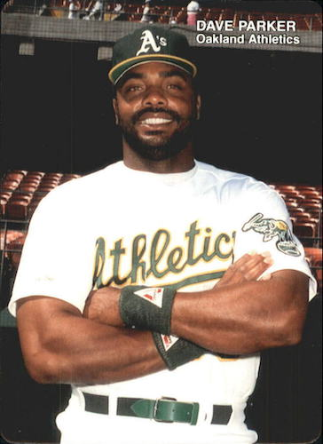 Top 10 Dave Parker Baseball Cards 1
