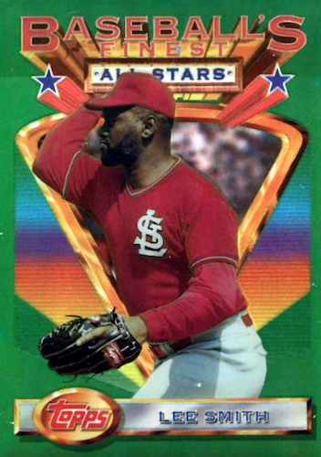 Top 10 Lee Smith Baseball Cards 3