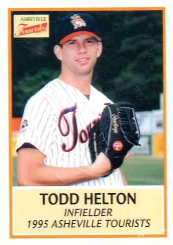 Top 10 Todd Helton Baseball Cards 7