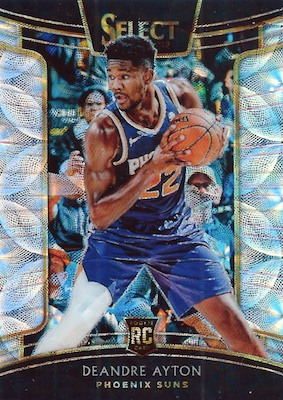 2018-19 Panini Select Basketball Cards 3