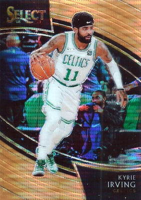 2018-19 Panini Select Basketball Cards 5