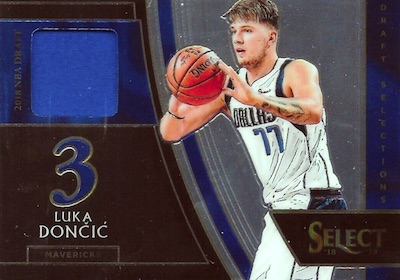 2018-19 Panini Select Basketball Cards 35