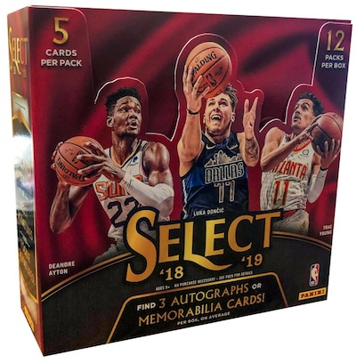 Top 10 Selling Sports Card and Trading Card Hobby Boxes 14