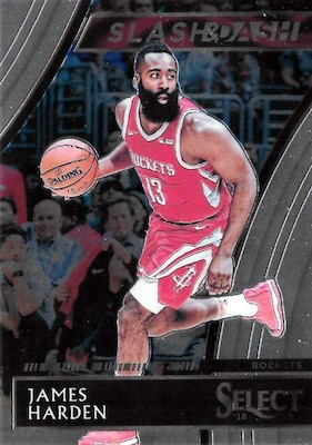2018-19 Panini Select Basketball Cards 42