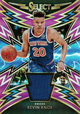 2018-19 Panini Select Basketball Cards 37