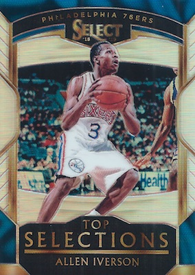 2018-19 Panini Select Basketball Cards 6