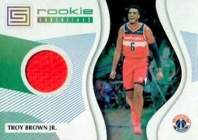2018-19 Panini Status Basketball Cards 29
