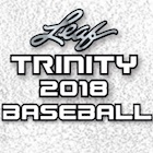 2018 Leaf Trinity Baseball Cards