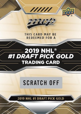 2019-20 Upper Deck MVP Hockey Cards 5