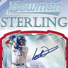 2019 Bowman Sterling Baseball Cards