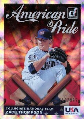 2019 Donruss Baseball Cards 41